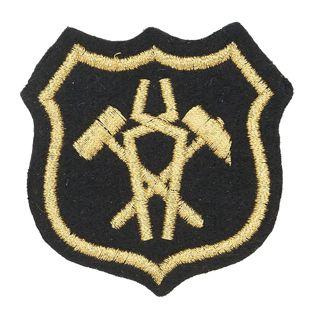 Embleme-Handgestrickt